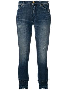 укороченные джинсы 7 For All Mankind