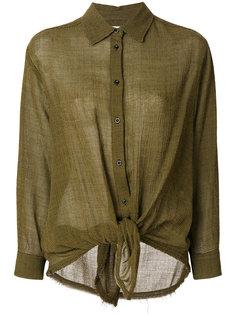 рубашка с узлом  Masscob