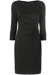 облегающее платье миди Ralph Lauren