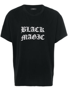 футболка Black Magic Amiri