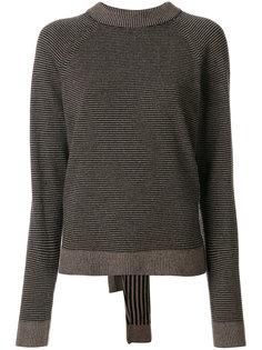 свитер в полоску  Isa Arfen
