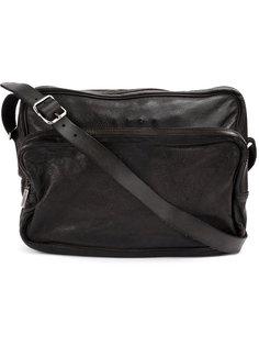 текстурированная сумка-сэтчел Numero 10