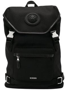 рюкзак с пряжками Versus