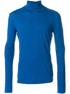 свитер с отворотной горловиной Calvin Klein