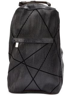 текстурированный рюкзак Numero 10