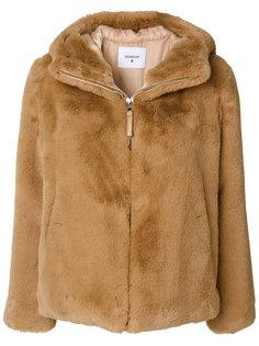 куртка на молнии с капюшоном Dondup