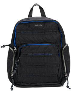 рюкзак с контрастной окантовкой Diesel
