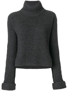 пуловер с высокой горловиной Forte Forte