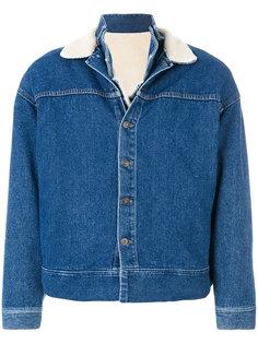 джинсовая многослойная куртка Y / Project