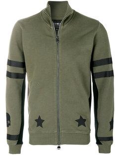 zipped sweatshirt  Hydrogen