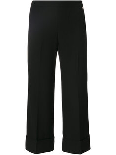 брюки с высокой талией Twin-Set