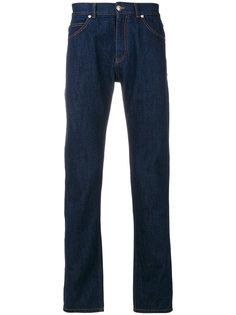 джинсы свободного кроя Versace