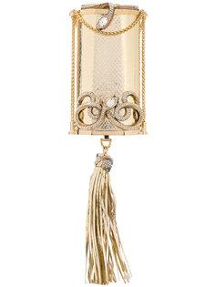 мини сумка Minaudiere Goddess Roberto Cavalli