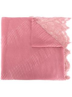 плиссированный шарф Valentino Garavani  Valentino