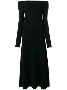 платье макси Judy Gabriela Hearst