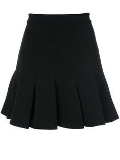 мини-юбка годе Carven