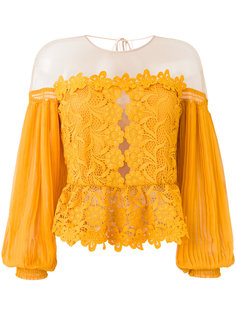 Mellow lace top Three Floor