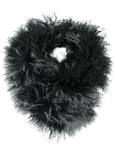 шарф из овечьей шерсти Ann Demeulemeester