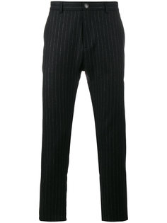 брюки в полоску Lot78