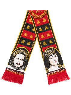 Napoleon & Josephine scarf Y / Project