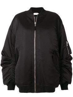 объемная куртка бомбер Faith Connexion