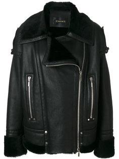 байкерская куртка  Plein Sud