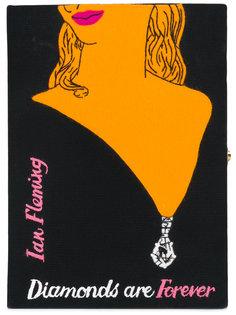 клатч-книга Olympia Le-Tan