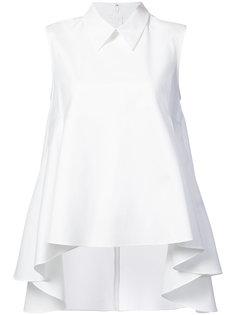 high low sleeveless shirt  Co