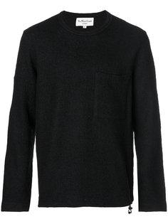 свитер с нагрудным карманом YMC