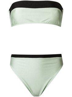 strapless bikini set Adriana Degreas