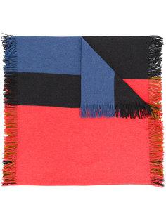 шарф дизайна колор-блок Odeeh