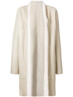 объемное пальто Sofie Dhoore