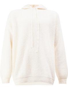 свитер с капюшоном Edward Crutchley