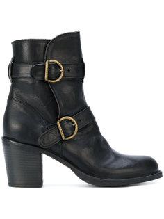 ботинки на каблуке Fiorentini +  Baker