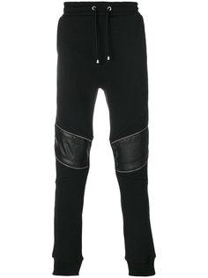 брюки прямого кроя Just Cavalli