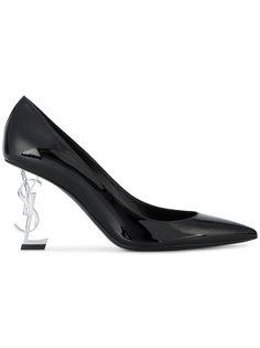 туфли-лодочки на каблуке в виде монограммы Opyum Saint Laurent