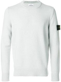 пуловер Maglia с круглым вырезом Stone Island