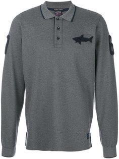 рубашка-поло с длинными рукавами Paul & Shark