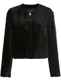 куртка на кнопках Gancio Salvatore Ferragamo
