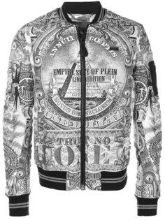 куртка-бомбер  Albert  Philipp Plein