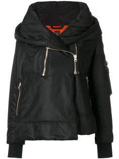 куртка с вставками из молнии Bacon