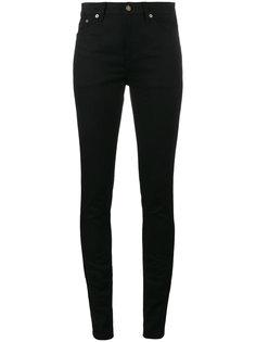 джинсы скинни с классической талией  Saint Laurent