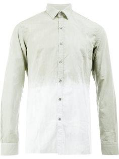 классическая рубашка с градиентным узором Lanvin