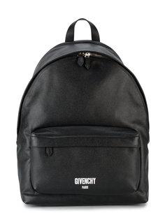 рюкзак с принтом логотипа Givenchy