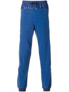 спортивные брюки с панельным дизайном  Cottweiler