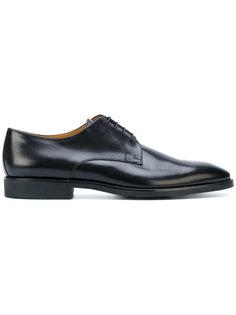 классические туфли на шнуровке Corneliani