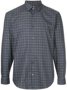 рубашка с клетчатым узором Cerruti 1881