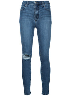 Siren Skinny Ankle Intrigue jeans  Nobody Denim