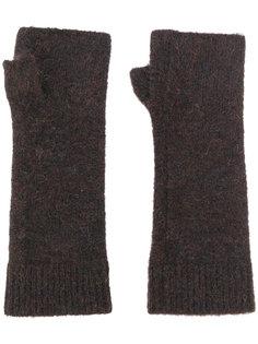 перчатки-митенки Isabel Marant