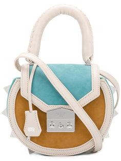 tri-colour mini shoulder bag Salar